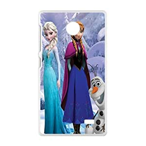 frozen Phone Case for Nokia Lumia X