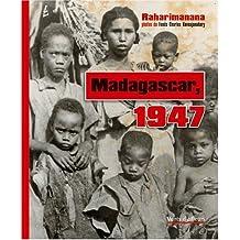 Madagascar, 1947 [ancienne édition]