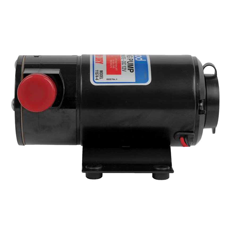 1 - Attwood Self Priming Washdown Pump