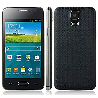 """Cell Phone Unlocked 4"""" Smartphones Android GSM Phone Compatible for AT&T T-Mobile Straight talk"""