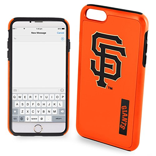 (San Francisco Giants Impact Dual Hybrid 2-Piece Ai6 Cover - TPU 4.7