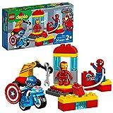 LEGO DUPLO 10921 Laboratorio de Superhéroes (29 piezas)