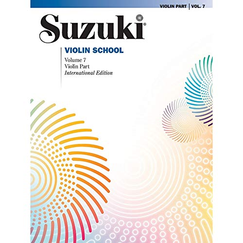 Suzuki Violin School Book & CD Volume 7 ()
