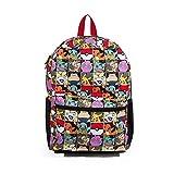 Pokemon Multi Character Check 16 Backpack