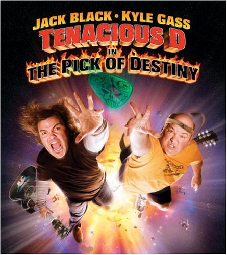 Tenacious D in: The Pick of - Glasses Internet Review