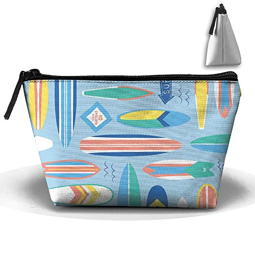 Travel Cosmetic Bags Surf Board Blog Small Makeup
