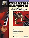 Essential Elements 2000 for Strings - Book 2: Double Bass