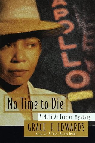 book cover of No Time to Die