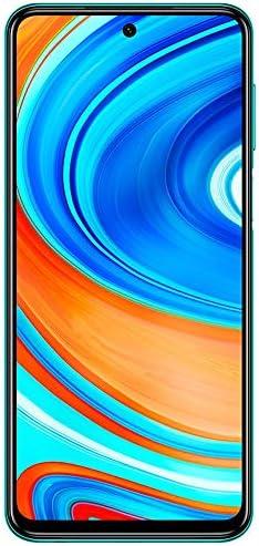 "Xiaomi Redmi Note 9 Pro 128GB + 6GB RAM, 6.67"" FHD+ DotDisplay, 64MP AI Quad Camera, Qualcomm Snapdragon 720G LTE Factory Unlocked Smartphone - International Version (Tropical Green)"