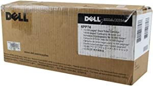 Dell G7D0Y Black Toner Cartridge 3333dn/3335dn Laser Printers
