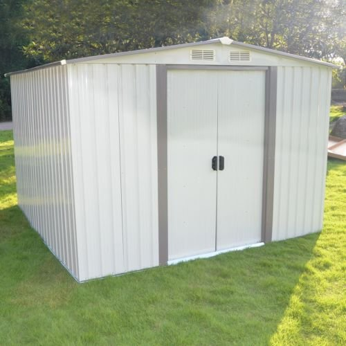 The 8 best garden sheds with sliding doors