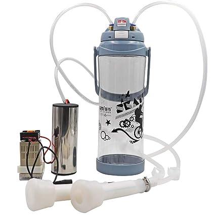 Milk Machine Goat Sheep Ewe Cow Milking Kit Electric Impulse Milker 3L//0.8 Gal