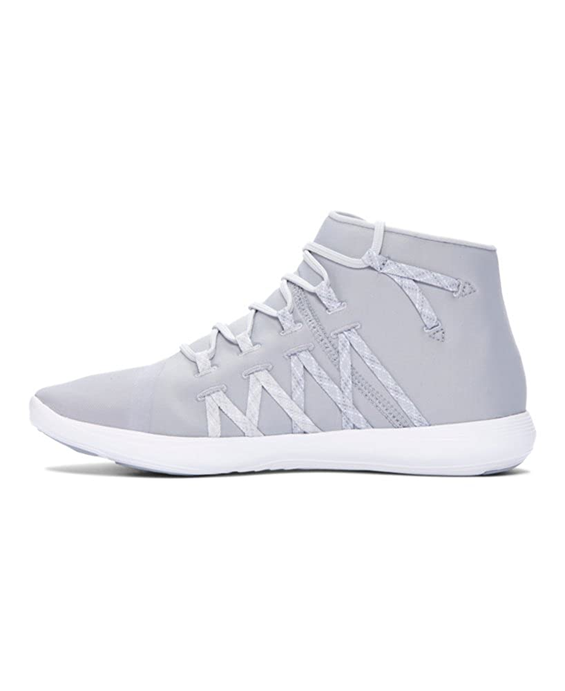 Under Armour Mens Street Precision Mid Sneaker