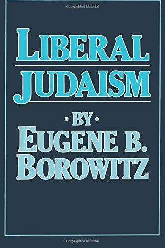 Liberal Judaism