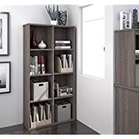 Bookcase in Bark Gray
