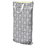 Planet Wise Hanging Wet/Dry Diaper Tote Bag