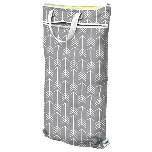 Planet Wise Hanging Wet/Dry Bag, Aim Twill