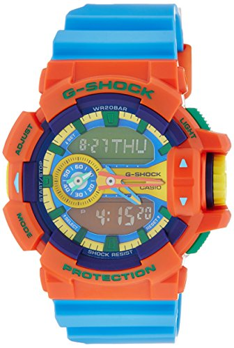 Casio G-Shock GA-400-4A Multi-Dimensional Analog Digital Watch (Casio Ga 400 compare prices)