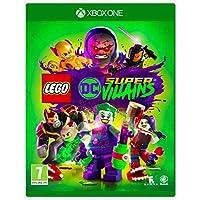 LEGO DC SUPERVILLAINS XBOX ONE OYUN