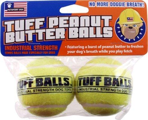 Petsport Peanut Butter Balls 2pk (Butter Peanut Tuff)