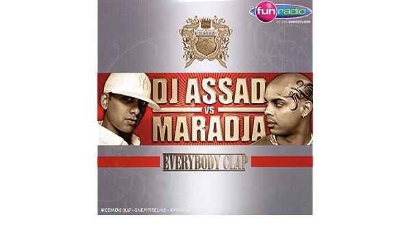 CLAP TÉLÉCHARGER EVERYBODY DJ ASSAD