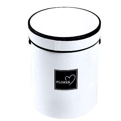 Amazon Com Bluelans Florist Bouquet Box Cylindrical Packaging