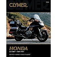 84-87 HONDA GL1200A: Clymer Service Manual (MISC)
