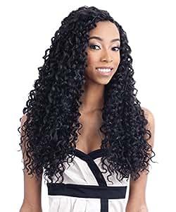 BARBADIAN BRAID (1 Jet Black) - Freetress Crochet Bulk Braiding Hair