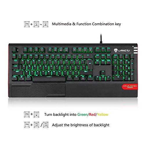 51BMH vbeTL - LED-Backlight-Illuminated-Mechanical-Gaming-Keyboard-LANGTU-X1000-104-Keys-Anti-Ghosting