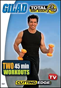 Gilad's Total Body Sculpt PLUS: Cutting Edge with Gilad