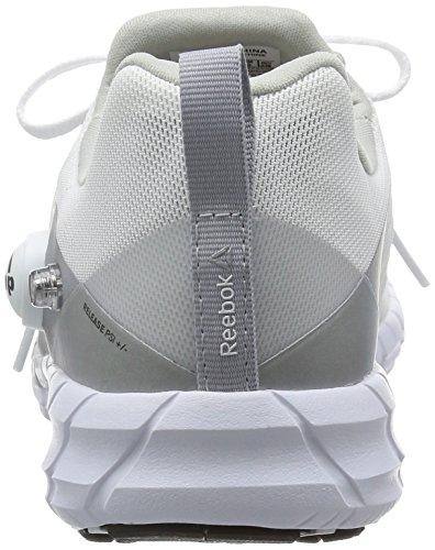Reebok Zpump Fusion 2.0 Ele - white/steel/silver/gr