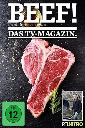 Fr Magazine - BEEF! Das TV-Magazin. F??r M??nner mit Geschmack