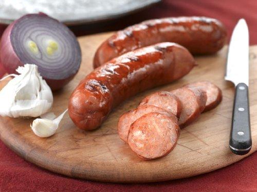 Smoked Linguica Sausage 3 - 1 lb. Pkgs.