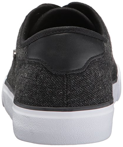 Lugz Rivington Black White Sneaker Men's BRnvBaz