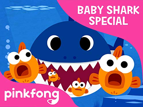 Anime Halloween Songs (Baby Shark)