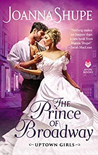 Book Cover: The Prince of Broadway: Uptown Girls