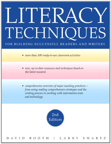 Literacy Techniques: For Building Successful Readers and Writers