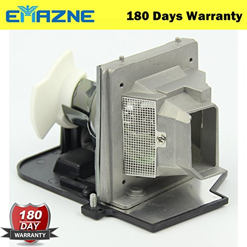 Replacement Bl Fu180a (Emazne BL-FU180A/SP.82G01.001 Projector Replacement Compatible Lamp with Housing Work for Optoma DX2200 DS305 DS305R DX605 DX605R EP716 EP7161 EP7169 EP716MX EP716P EP716R EP716T EP719)