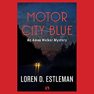 Motor City Blue Audiobook