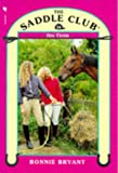 Front cover for the book Hay Fever by Bonnie Bryant