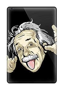 For Ipad Mini/mini 2 Tpu Phone Case Cover(funny Albert Einstein)