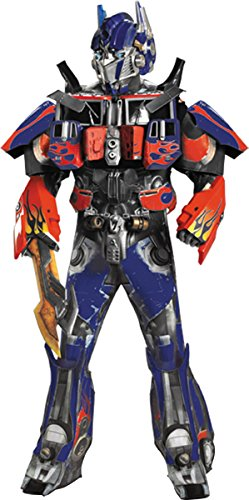 Disguise Optimus Prime Rental Quality -