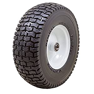 Marathon 30326 Turf Tread Lawn Mower Flat Free Tire from Jensen Distribution Services
