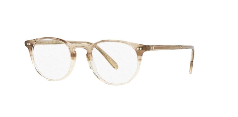 New Oliver Peoples OV 5004 Riley R 1647 MILITARY VSB Eyeglasses