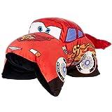 Disney Pixar Cars 2 Lightning McQueen Pillow Pet RED