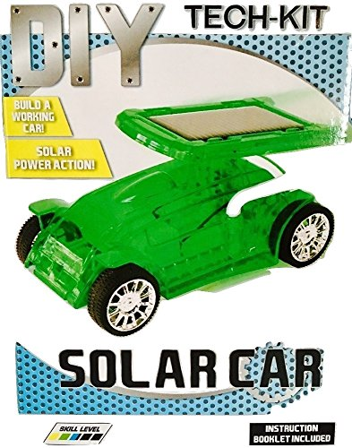 [Tech-Kit DIY Solar Car STEM Studies Holiday Gift Set] (Grinch Costume Diy)