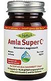 Amla Super C® - 30 Vitamin C-Kapseln - Ascorbinsäure natürlich und hochdosiert aus der Amla Beere - Für ein starkes Immunsystem - Von Dr. Hittich