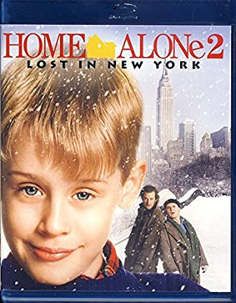 Amazoncom Home Alone 2 Lost in New York Blu ray Gerry Bamman