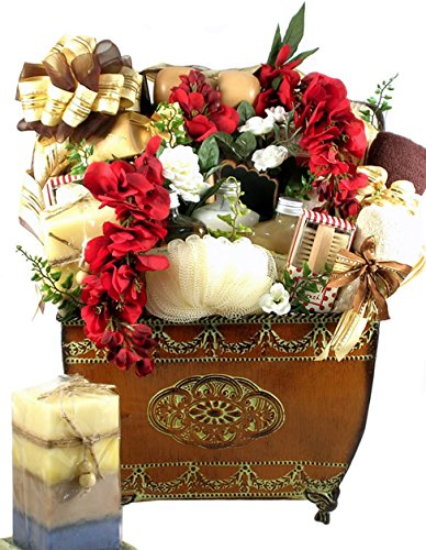 Serene Experience Spa Gift Basket for Women