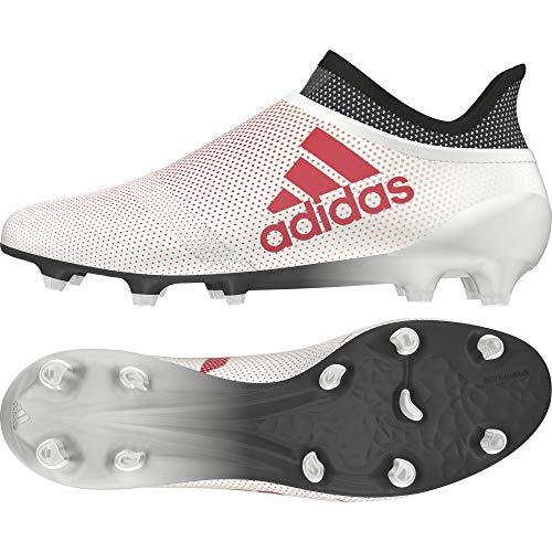 Fg Calcio cblack 17 Scarpe Da Adidas grey X reacor Grigio Uomo qpOXwccESx